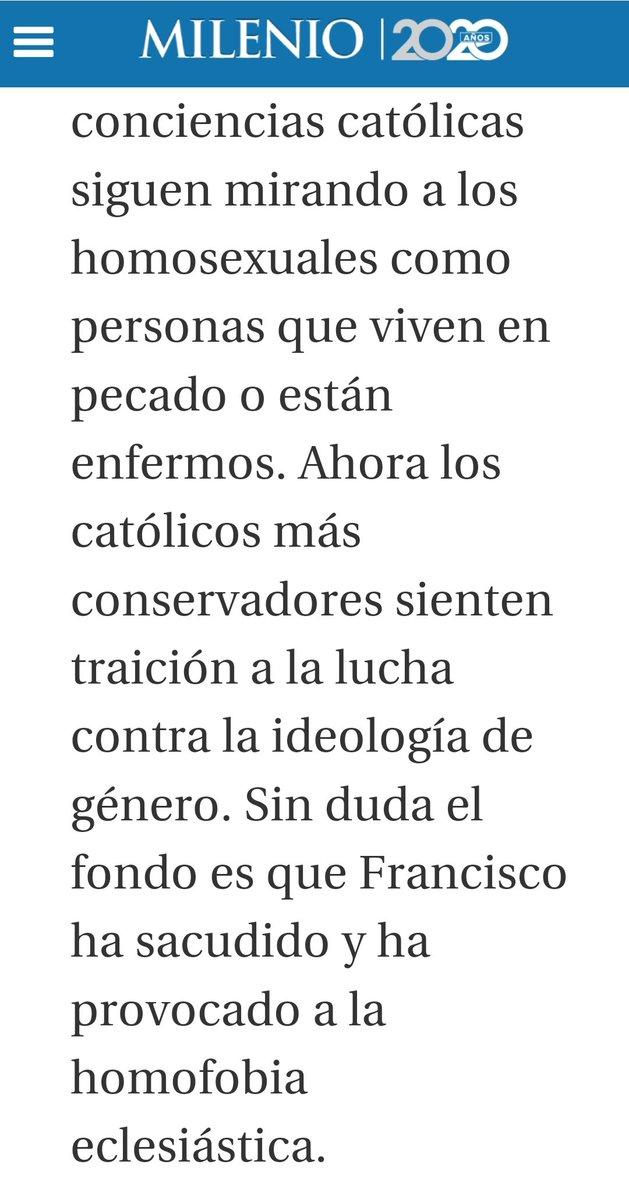@Bernar2Barranco Gracias @Bernar2Barranco por poner el dedo en la llaga y recordarnos el viejo enfrentamiento entre la Jerarquía Católica de #México con su visión poco Cristiana del #AmorAlPrójimo y las posiciones más Fraternales del Papa Francisco!!!  #AntiDerechos #Odiadores  VS #FratelliTutti https://t.co/g3n5ioGISL