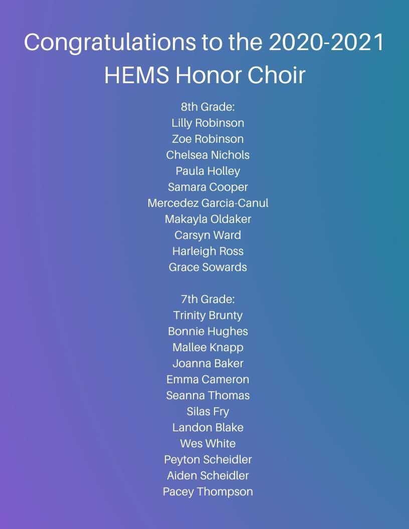 🎉 Congratulations 🎉 #Choir #musicislife #BeAwesomeCabell https://t.co/HxKrYQWf1I