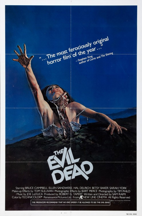 We're counting down to Halloween with a few fave eps feat. horror films. The Evil Dead from S3 director, Sam Raimi is an inventive, exciting ride & one heck of a first film! Hear it here https://t.co/E0Xsr9edSI or where all podcasts are found  #fftlpodcast #SamRaimi #TheEvilDead https://t.co/GhOTSa0qQX