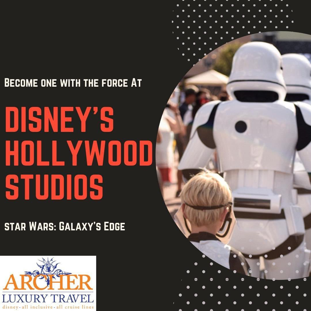 Have you visited to Batuu at Star Wars: Galaxy's Edge? Become one with the force when you step into the world of Star Wars and get to feel like you're in the movies!   Message us now to book!   #archerluxurytravel #travelgram #traveling #memories #travelphotography #vacation https://t.co/rs0TmgbwCl