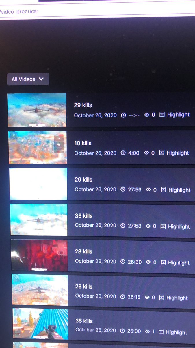 Sirciz - Took an hour fast forwarding through 10 days of vods looking for gameplays.  Going to start doing time stamps. 😂