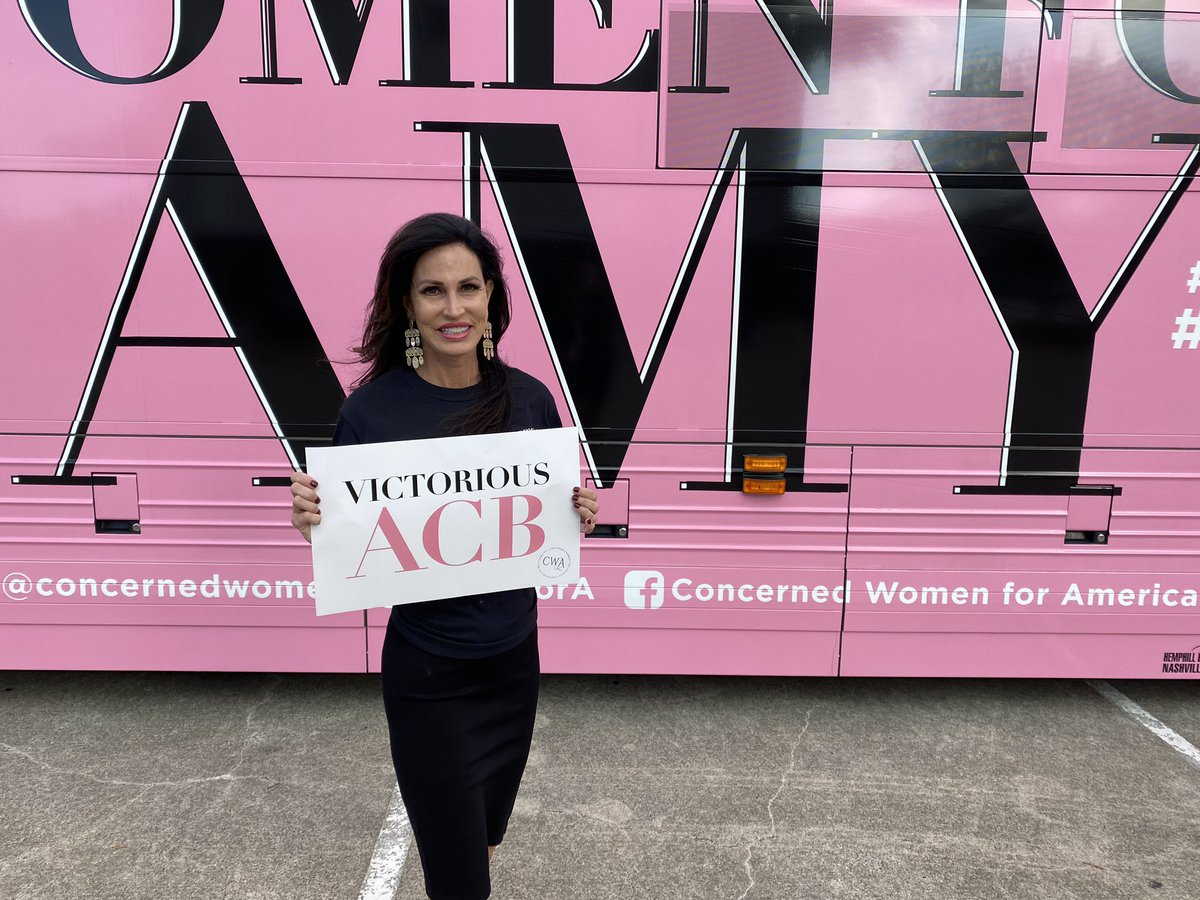 Concerned Women for America says: Thank you Mr. President! @realDonaldTrump #VictoriousACB #WomenforAmy