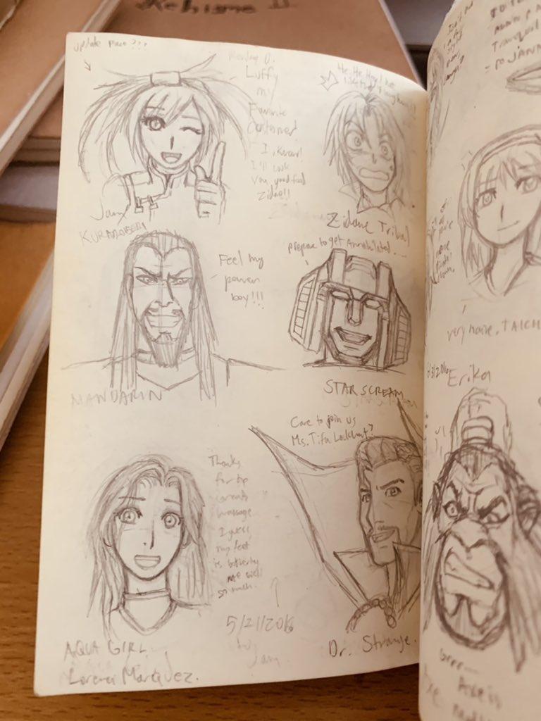 - #lineart #WIP #drawing #sketchbook #FANART #crossover  - #finalfantasy #Transformers #dota2 #pokemon #marvelcomics #dccomics #gundam https://t.co/MSotdm537S