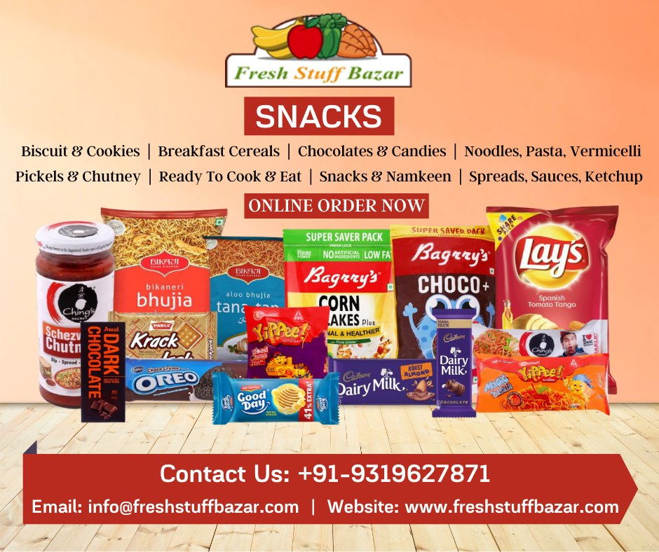 Online Grocery Store Buy Online Grocery Shopping At Affordable Price  #Grocery #GroceryShopping #Ordernow #onlinegroceryshop #onlinegrocery #Snacks #groceryshop #grocerystore #orderonline #groceriesitems #groceries  FOR More Information Visit Here: https://t.co/SasFRmnOPA https://t.co/boK1glpyT0
