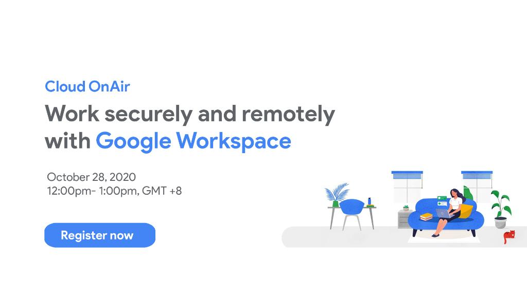 Work faster and smarter with @GoogleWorkspace   Join #Google #Cloud experts as they share best practices for all skill levels - from end users to #GoogleWorkspace administrators.  Attend the live Q&A and share ideas with peers.  When: Tomorrow, Wednesday, October 28th Know more👇