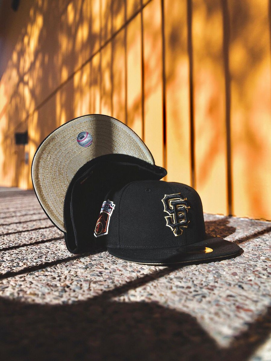 Hey gang! Tomorrow morning at 11 AM PST 🕚  Prepare to be whisked away to the magical year of 2010 with the San Francisco #SFGiants & Texas #Rangers #WorldSeries Collection! Featuring: Both Game & ALT patch hats for both teams plus the Metallic Gold underbill Giants Champs hat 🧢 https://t.co/N15yEcEwBP