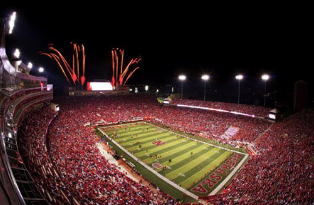Extremely Blessed to receive an offer from The University Of Nebraska. #Huskers #GBR