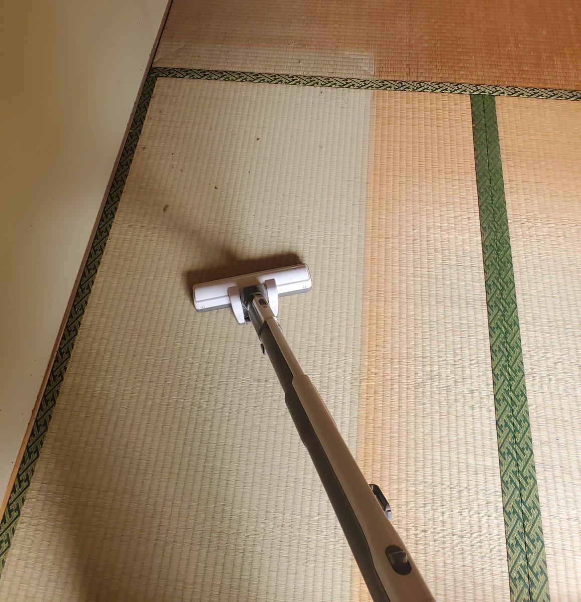 町田市の遺品整理🧹お掃除をして完了です。