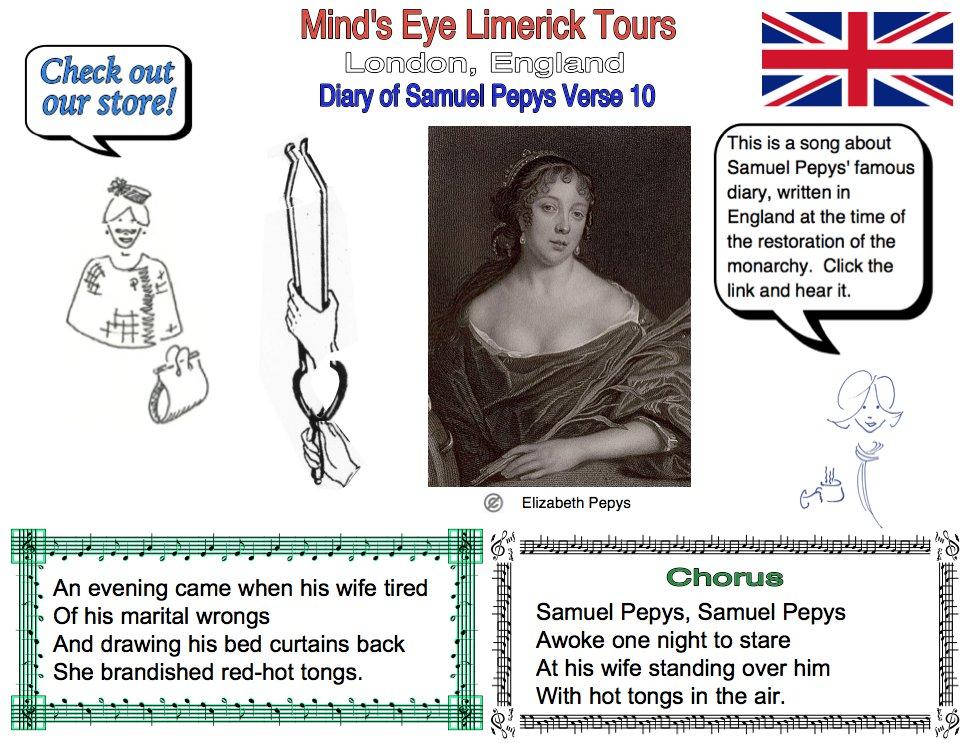 #humor #entertainment #musical #comedy #theater #SamuelPepys #diary #Restoration #Charles2 https://t.co/u1rSJpfJB8 https://t.co/6CnrAsHgjL https://t.co/OmNmM2QgCr https://t.co/07oV3taeoq