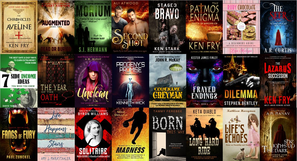 Cover Design is not just about slapping words on an image. Give your book covers that PRO-look and attract readers. Visit us. ⬇️https://t.co/AjwlE1qCgO  #coverdesign #bookcovers #thriller #romance #fantasy #histfic #bookcover #animation #selfpublishing #coverart #authors https://t.co/rKGcZrte75