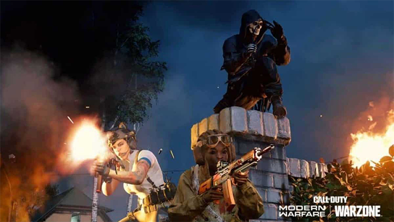 Evento de Halloween de 'Call of Duty' tem crossover com vilões.  🎮👻☠🎃 https://t.co/d7ZFwOPmT2  #eusouconectados #rádioconectados #Halloween #CallOfDuty #Terror #ModernWarfare #DiaDasBruxas #Warzone #TheHauntingofVerdansk #Crossover #Vilões #VilõesDoTerror #MortalKombat https://t.co/VeHhCcGNNS
