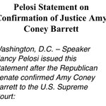 Image for the Tweet beginning: Nancy Pelosi could've passed impeachment