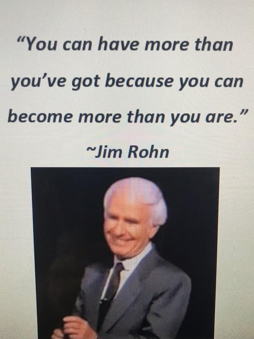 Wisdom! RIP. Mr. Rohn 💫  #quote #success #wisdom https://t.co/IvmGkuc0sm