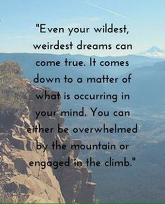Become engaged in the climb!  #LOA #lawofattraction https://t.co/uCCPmIaIt8