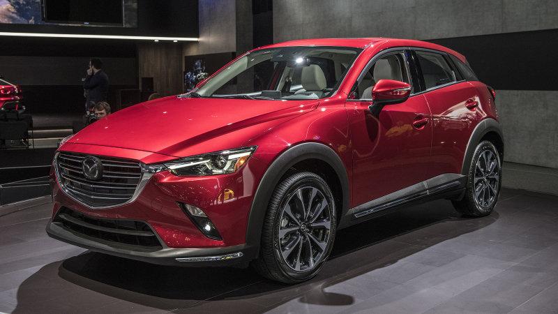 2019 #mazda CX-3 small #crossover will start at $21,365. #cars https://t.co/hxqpRVjnR2 https://t.co/GW8kr29v8C