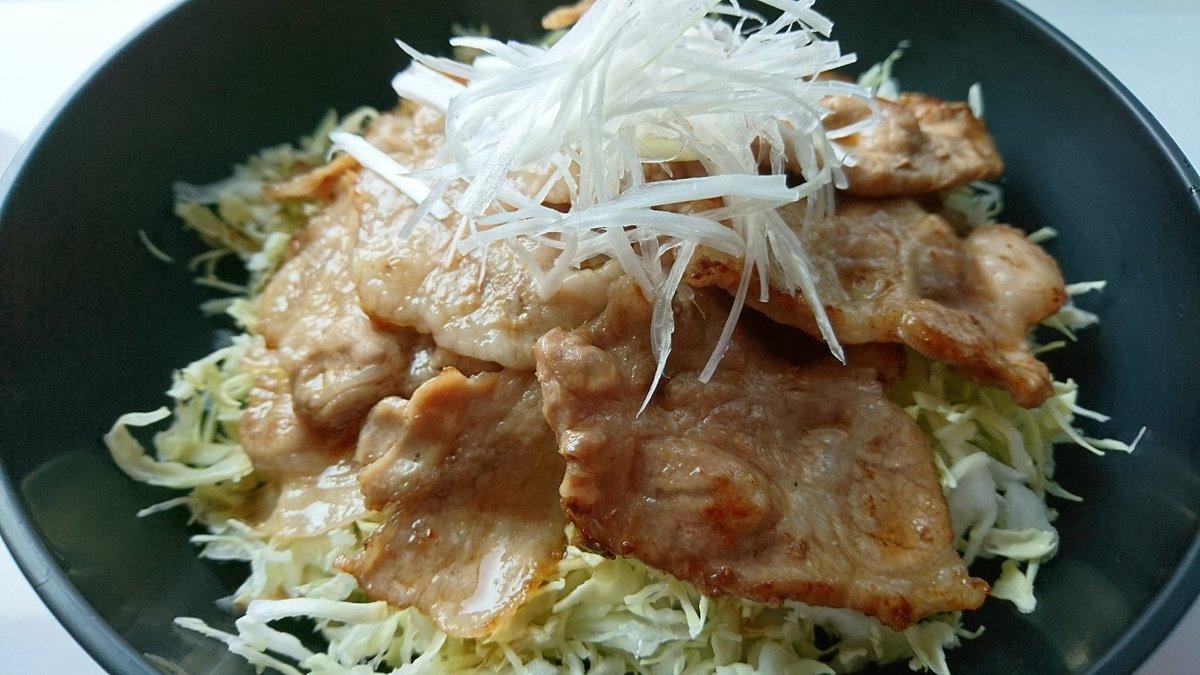 作ってみた🔯豚丼(ロース、バラ肉)煮詰めたタレが絡んで( ゚Д゚)ウマーー#ランチ #お昼ごはん #Twitter家庭料理部 #料理好きな人と繋がりたい #料理 #節約 #豚丼 #自炊