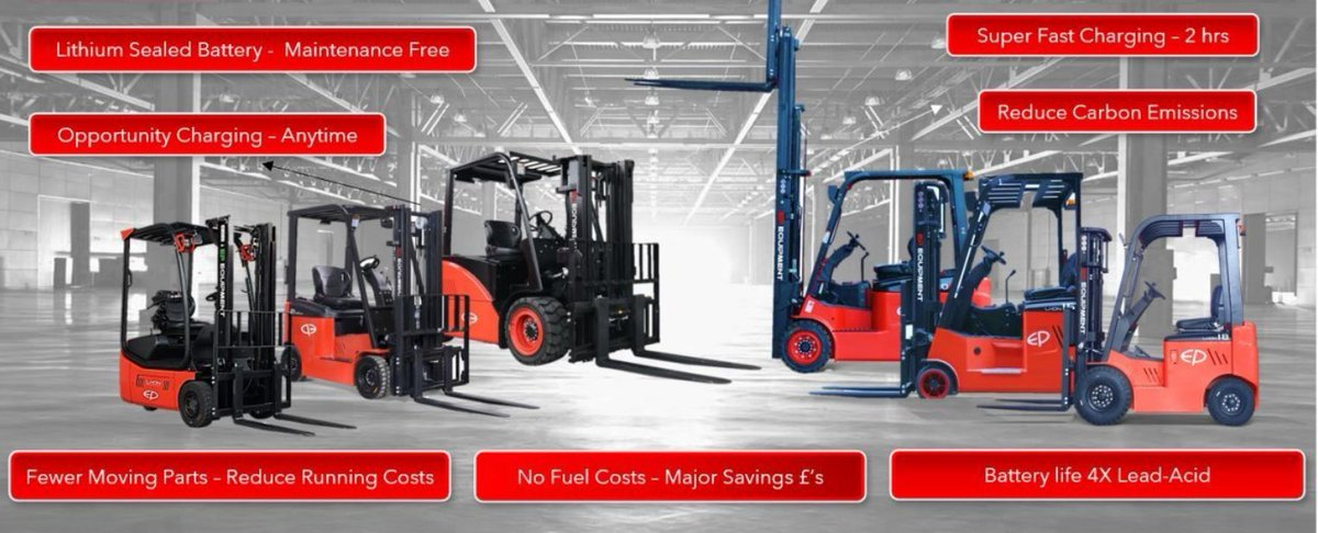 Photo by our agent. What is EP lithium-ion forklift?  Welcome to contact us for cooperation. WhatsApp +86 17826807685 or email us at camilo@ep-ep.com Agents Wanted !!!!   #trucks #forklifts #industry #equipment #warehouse #logistics #lifts #montacargas #elevadoras #maquinarias https://t.co/7RXmMso0D2