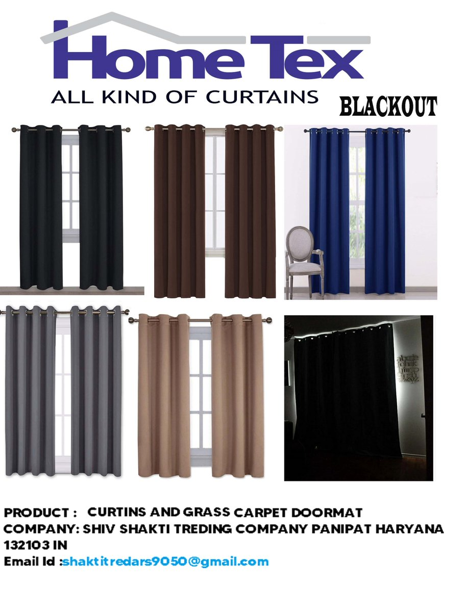 Shop Now : https://t.co/7qIMvKVvq9 Home Tex Blackout Curtains And Artificial Grass Carpet sale On amazon & Flipkart Brand Home Tex  #Blackout #AmazonPrimeDay #shopping #online #window #curtains #Flipkart #grass #carpet #doormat https://t.co/YdaJmbo5E3