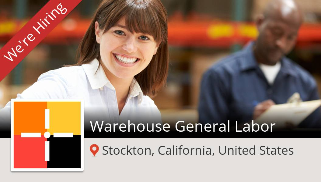#Spherion is hiring! #Warehouse General #Labor in #Stockton, apply now! #job https://t.co/DcSswK6L6X https://t.co/y0CJ4eS3Qo