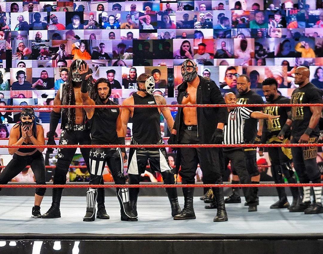 We win when you suffer. So if you ask me, we won. #WWERAW #RETRIBUTION https://t.co/qiBxBB5KZT