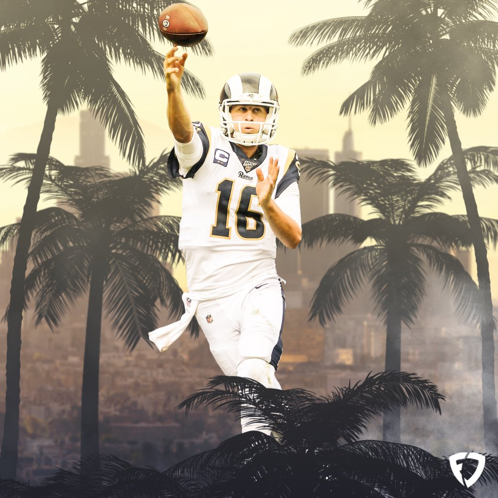 The @RamsNFL move to 5-2 💪  @JaredGoff16 leads all fantasy scorers on the night with 17.26 #FDPoints https://t.co/MTs4BfLsNa