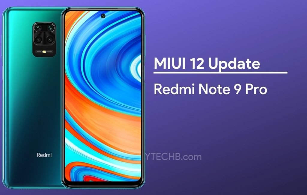 MIUI 12 now available for Redmi Note 9 Pro in more regions!  See Now - https://t.co/s4GRSLDlJx  #RedmiNote9Pro #Redmi #xiaomi #MIUI #MIUI12 #Update https://t.co/5w5PLoTmXE