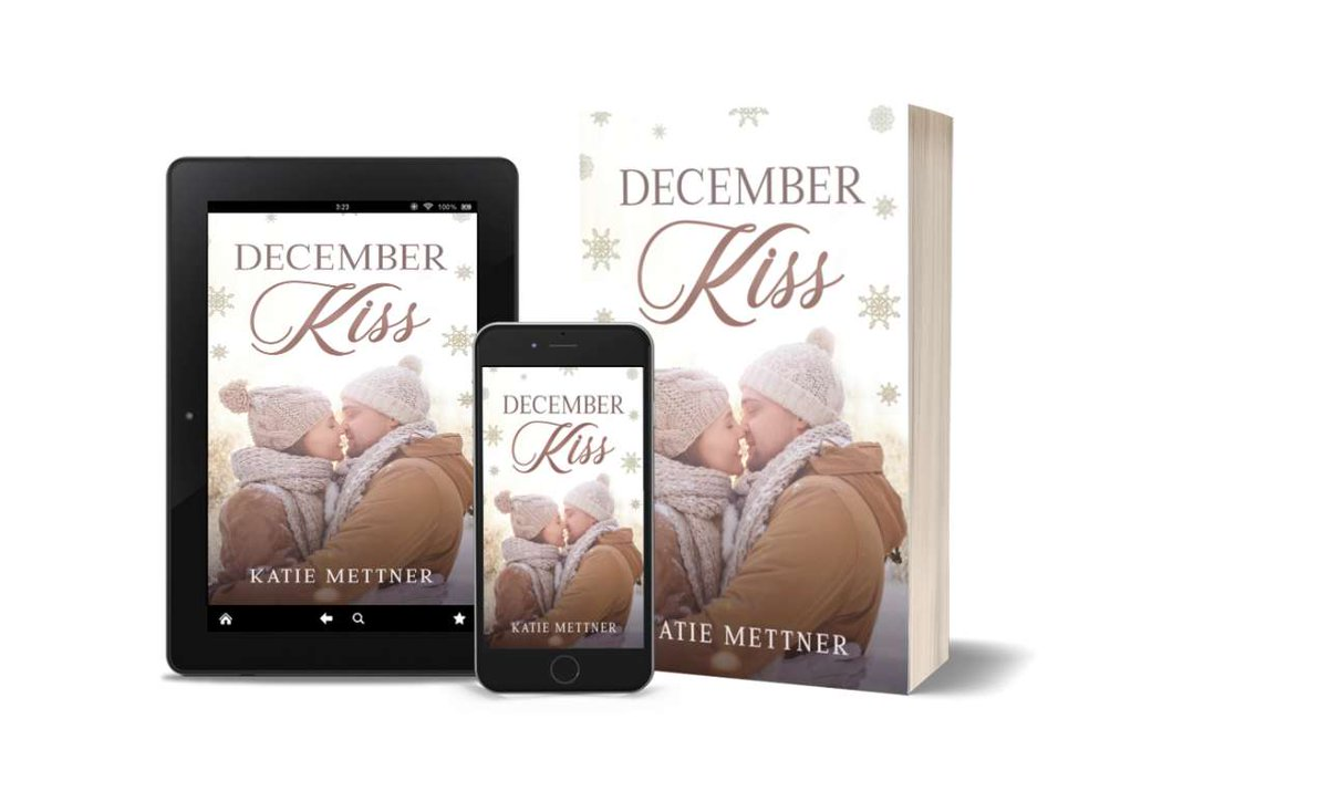 """""""Katie Mettner gives us unconventional heroes, unshakable faith in each other. December Kiss is a sweet #Christmas story."""" https://t.co/K0qxlodrOC #KU #twins #romance #Spinabifida #wheelchair #Romancenovel https://t.co/NvCuIzTqMB"""