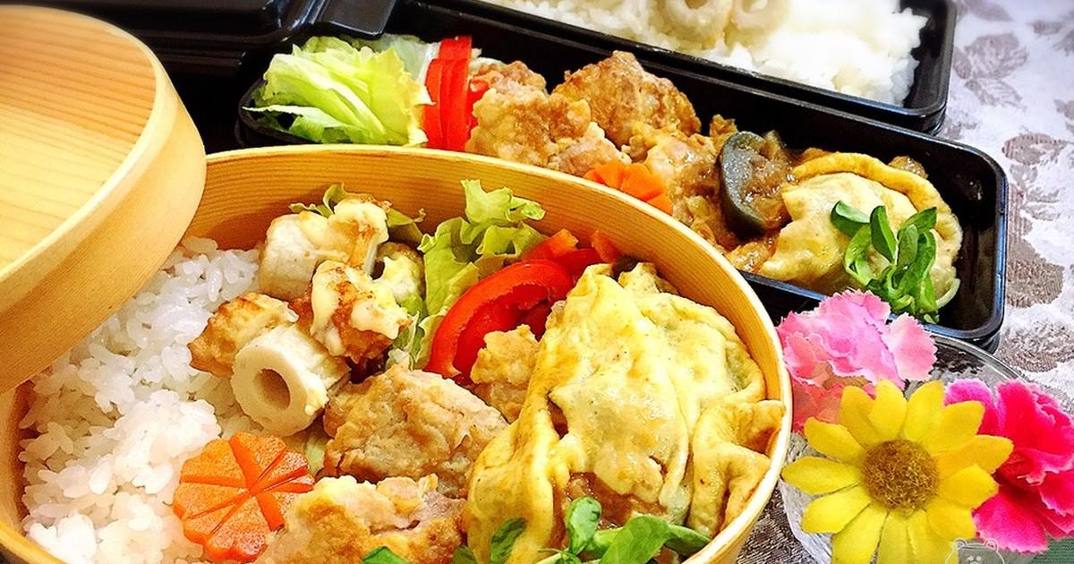 お弁当616  *cookPad/kondate(017:07)*