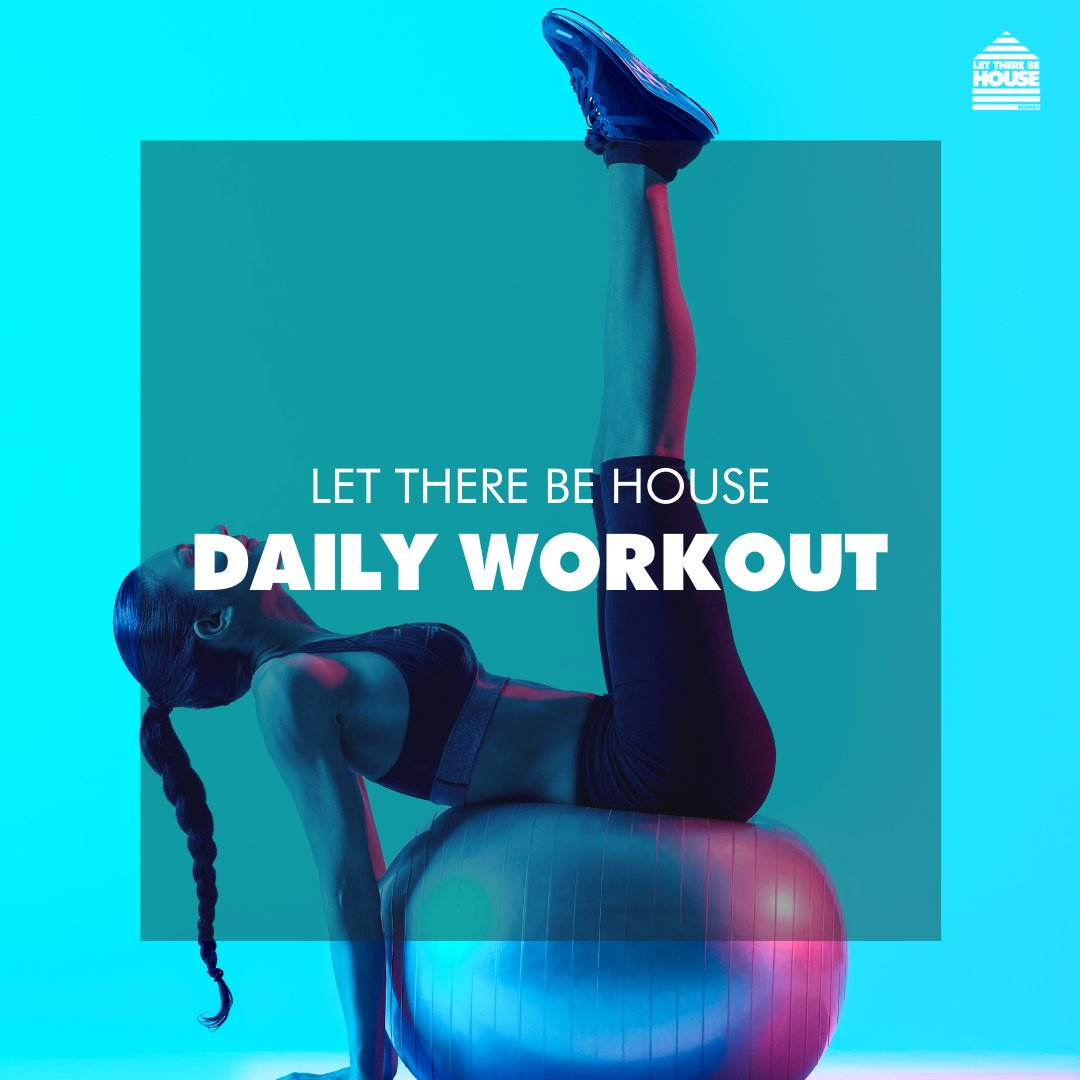 Updated every day with brand new tunes for your Daily Workout, get in them daily steps!   Follow and listen via these links:  Spotify - https://t.co/yXOejXT4rO Apple Music - https://t.co/73b9IM85Jo  #LTBH #LetThereBeHouse #MusicIsTheAnswer #InItTogether https://t.co/57wU6bh6m5