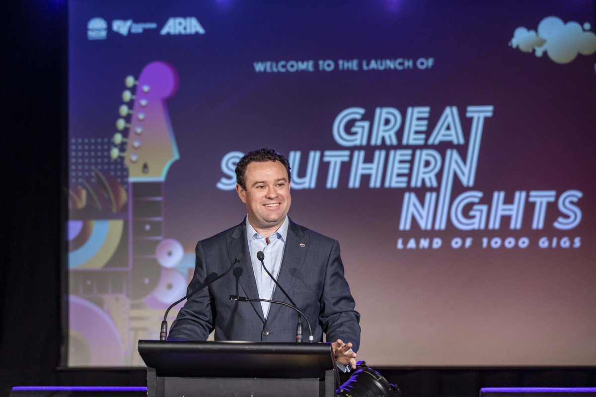 Hunter region venues are among more than 300 live music venues across NSW being primed for the series of music events, @GreatSthNights.  Click the link below to read more...⬇  🌐 https://t.co/5OgAh9eFyV  #GreatSouthernNights #LiveMusic #Hunter #Gigs #Tourism https://t.co/wcieZ42iyr
