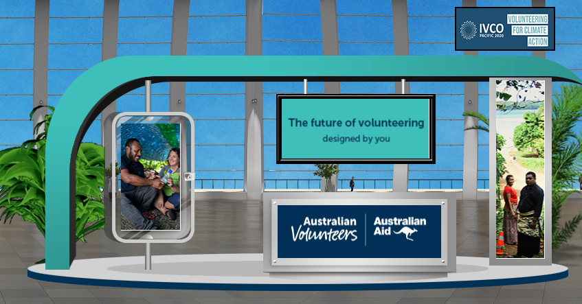 What would a glimpse into a 2050 news report tell us about what's next for international volunteering? Speculative Futures is an opportunity for the program's partners, volunteers, and friends to help us imagine the future of volunteering. Learn more at our #IVCO2020 booth https://t.co/bPTdqSLCz4