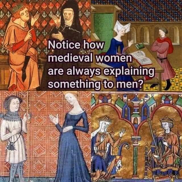 Yup.  #history #art #mansplaining #medieval #shero https://t.co/9FroyfJyb1