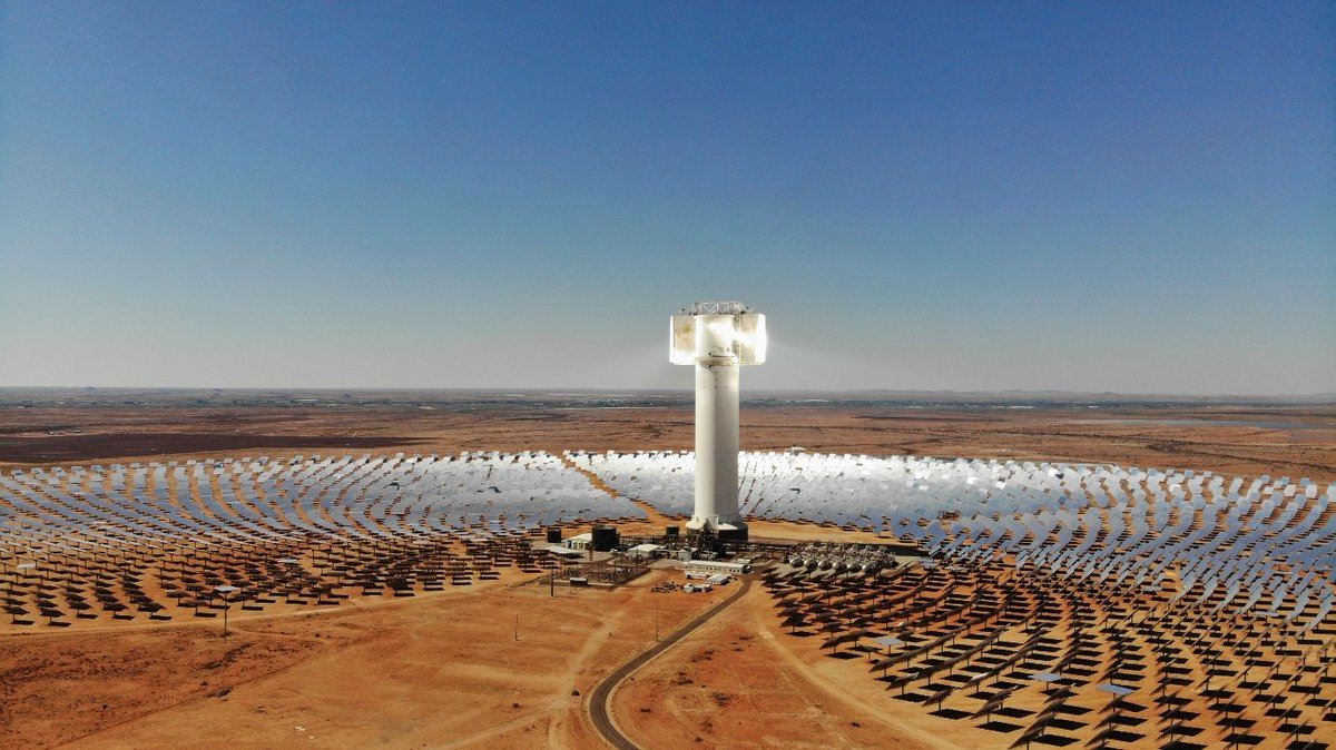 #SouthAfrica's largest power producer is buying into solar, wind & hydro projects to change the #energy mix. @CIF_Action's financing package helped construct the first #CSP plants – a tech boosting economic growth & reducing CO2 emissions➡️https://t.co/CmPQaDN2DD https://t.co/c5CC1JSjVQ