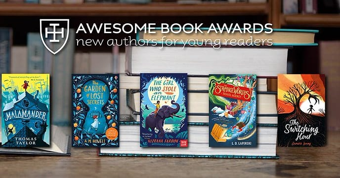 .@WalkerBooksUK, @Usborne, @NosyCrow, @the_orionstar and @scholasticuk all have titles shortlisted for the @CranleighABA, which celebrates debut novels for young readers between the ages of seven and 10! See the shortlist in full here: bit.ly/34wlehk