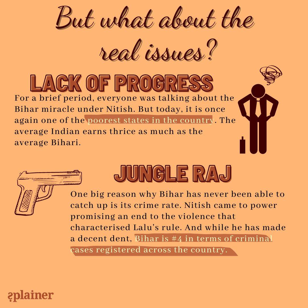 Read today's edition here: https://t.co/Fnpyr4zKPk  #BiharElections #Vote #Bihar #splainer #Politics #BiharPolls #subscribe #bjp #jdu #alliance #upa #rjd #yadavs #migrants #unemployment #migrantcrisis https://t.co/NVUt7InYxs