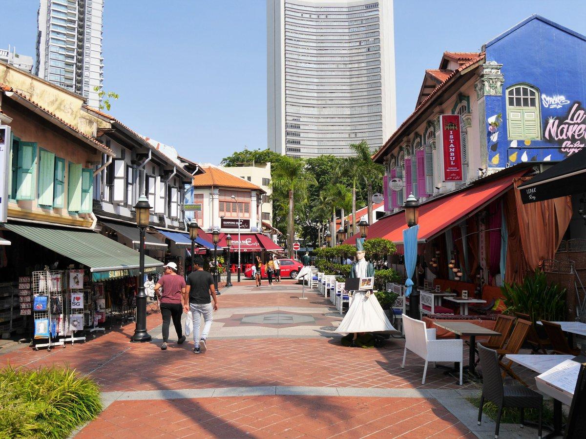 RT @Spurenwechsler: Moin! Schönen Dienstag!  @Spurenwechsler: #Singapur #KampongGlam https://t.co/Oq7pQdPxHy | https://t.co/w1KLRtWcDx #Reiseblog #slowtravel #travelphotography #photography #culture #traveling #photography #fotografia #Kultur #dreamnow… https://t.co/yFtHp5UwRk
