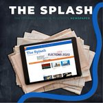 Image for the Tweet beginning: Second edition of 'The Splash'