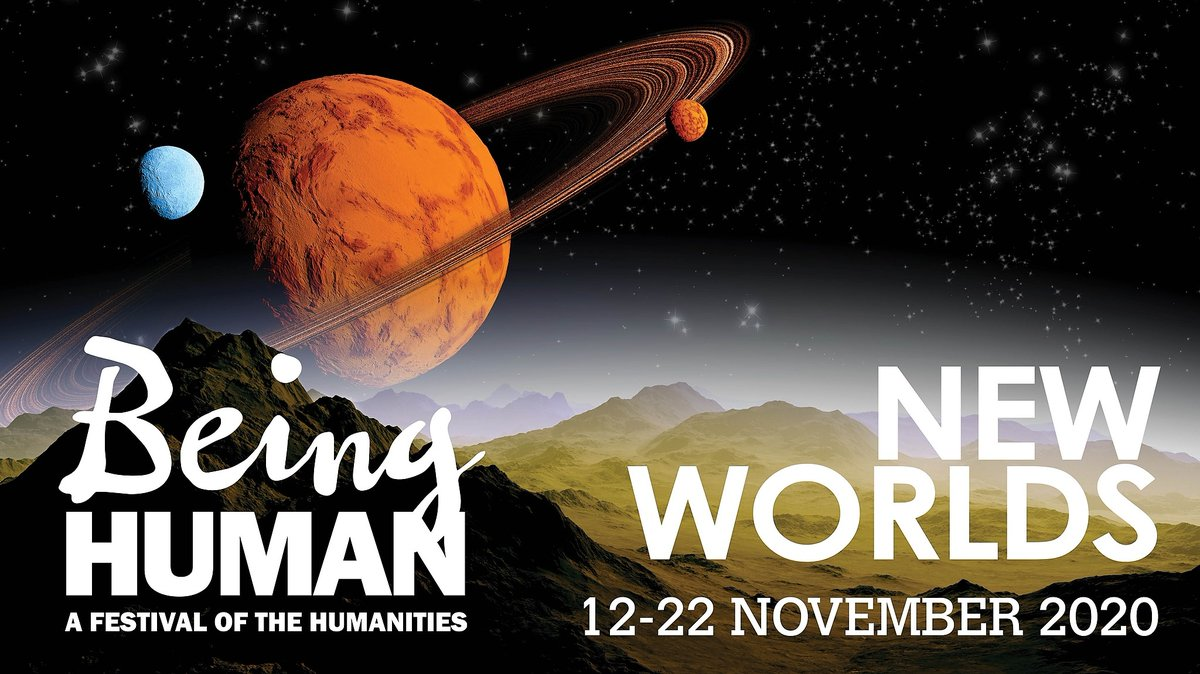 Weve just unveiled our event line up for this years @BeingHumanFest. From indigenous creation stories, the representation of sleep in literature, and exploring sex education for marginalised people - find out more and book your place #BeingHuman2020 orlo.uk/96nfv
