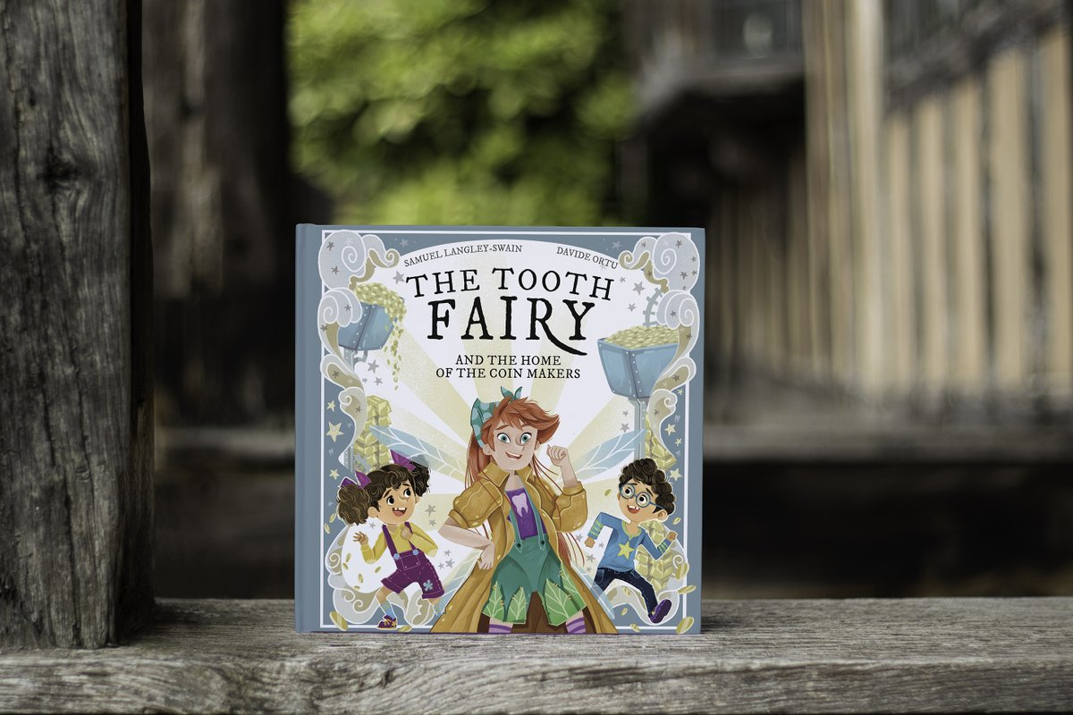 .@OwletPress coins @RoyalMintUK deal for childrens series which bring to life the story of the Tooth Fairy, which reimagines a much-loved character to be a more inclusive and an aspirational role model for children! See more here: bit.ly/35yfOBU