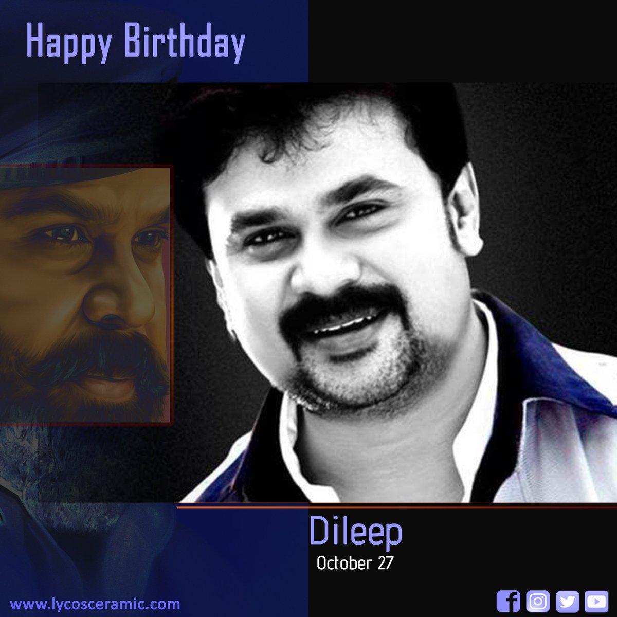 Wish You A Very Happy Birthday to #Dileep sir, https://t.co/lr0RfcIQI7  #HappyBirthdayDileep #Kerala #MalayalamMovie #Malayalam #HappyBirthday #Birthday #LycosCeramic #LycosGroup #LycosTile #Lycos https://t.co/If6O4SwnXk