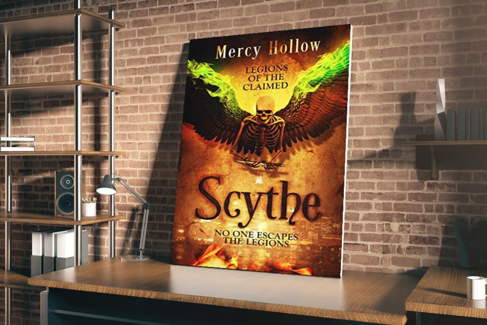 "A suspenseful page-turner, full of #action. Read ""Scythe"" now. #mustread #fiction #romance #suspense #supernatural #horror  @4MercysSake available at Amazon --> https://t.co/IldZKshWL9 https://t.co/M6uYqx4tI6"