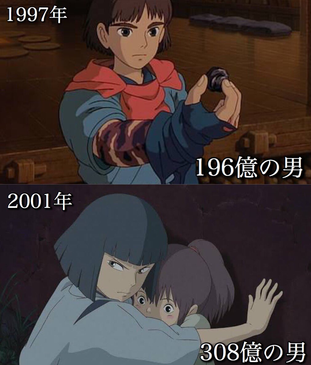 アニメ映画史に名を残したイケメンたち