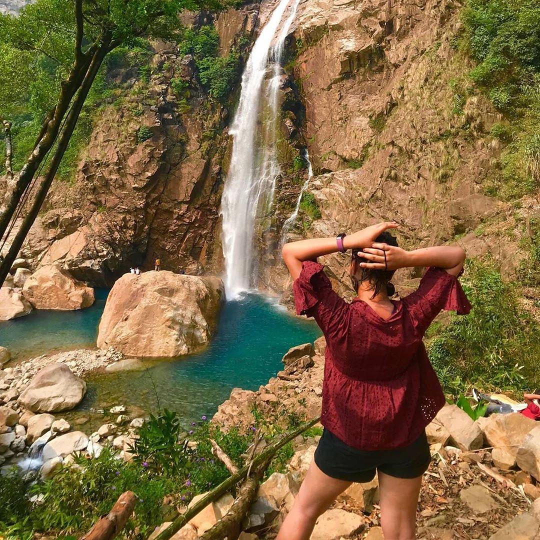 #meghalaya #tourism #rainbowfalls #instagood #travelblogger #traveltan #travelphotography #nature #falls https://t.co/4WbDekuM3e