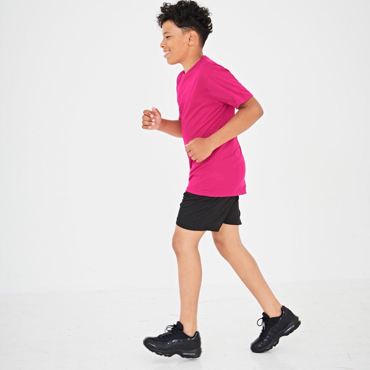 Running away ... 🏃🏽♀️🏃🏻♂️ Check out our JC020J Kids Cool Smooth T   @justcoolbyawdis.com  #JustCool #AWDis #JustCoolbyAWDis #AWDisbrands #run #marathon #funrun #virtualrun #activewear #sportswear #performance #customisation #printing #branding #customised #colour #exercise #fit https://t.co/DdOJ7IZuVY