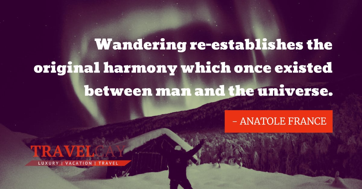 Wandering re-establishes the original harmony which once existed between man and the universe - ANATOLE FRANCE #Atraveldiary #LuxuryTravel #Travel #Travelabout #Travelers #Travelholic #Travelingalone #Travellers #Travellolife #Travelltales #Wanderlust https://t.co/snmBtm1xJR https://t.co/PuZSfLFSW1
