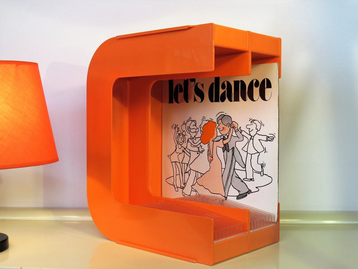 Vintage Record Player Holder, Orange, ABS Plastic, Pair Rack Record Set, Space Age Record Rack Storage, 33 LP Vinyls, Ubox Swiss 70s https://t.co/Fh5A7XCuTz #Vintage Fashion #Christmas #Mask #covid-19 #Wedding #Retro #FREESHIPPING #BlackFriday #LpPairSet https://t.co/or2zGlRtPi