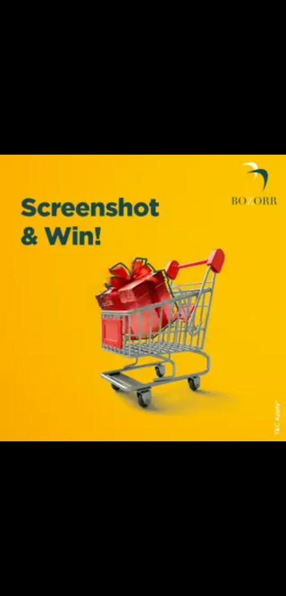 @Bozorr @Navyavegi Here's My perfect Screenshot  #Giveaway #Contest #ContestAlert  @Bozorr  Join  @Niks25598  @iSuvo_Live  @Navyavegi  @imgodslittlekid  @ImNitinRoshan  @8bdulAbdul  @sanjudhy  @Abhinav_reach  @rekha__khatri  @SaddamMolla0071  @pareek68230534   https://t.co/yTp3vkyieR