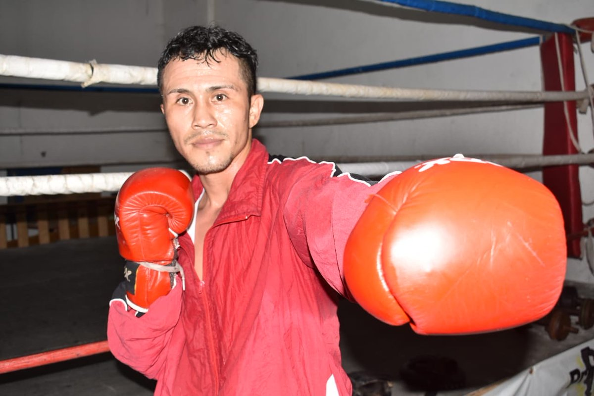 #LaGacetaInforma #Box Posponen pelea del Chino Chablé por pandemia  ➡️https://t.co/PuYwyQZhHm https://t.co/tiOAfG1RaF