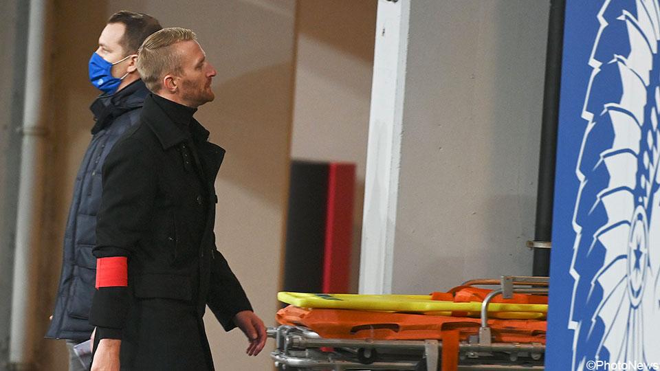 .@KAAGent-coach Wim De Decker na verlies: