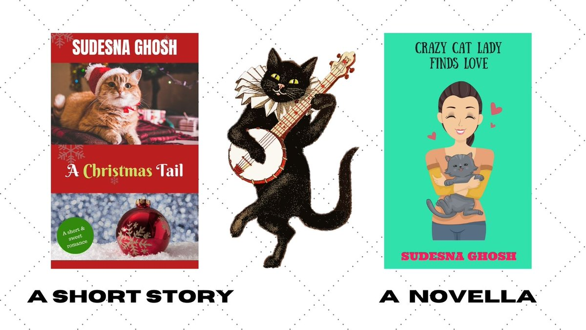 Because every day is #Caturday for some of us.  ACT: https://t.co/kuAuv7I3WP  https://t.co/2l5lBaAv6Q  CCLFL: https://t.co/W2kMfK5fTc  https://t.co/8eY2ZluaTc  #shortstory #amreading #christmas #catlovers #catlady #mustread #TuesdayThoughts https://t.co/ZzRzzRE4SX